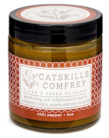 Catskills Comfrey - Chili Pepper 4oz